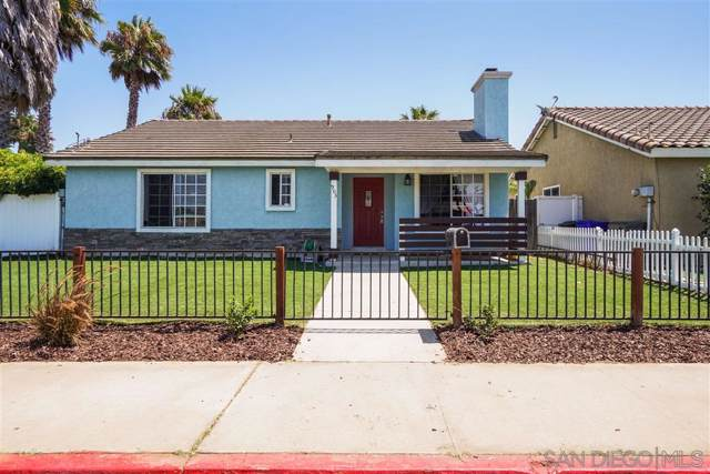 903 Connecticut, Imperial Beach, CA 91932 (#190046240) :: Coldwell Banker Residential Brokerage