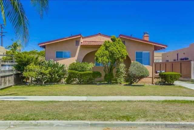 4881-83 Hawley Blvd, San Diego, CA 92116 (#190046249) :: Coldwell Banker Residential Brokerage