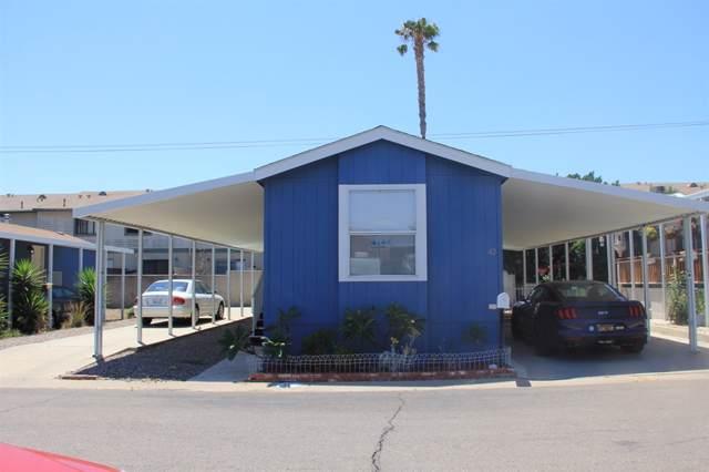 450 E Bradley #42, El Cajon, CA 92021 (#190046288) :: Neuman & Neuman Real Estate Inc.
