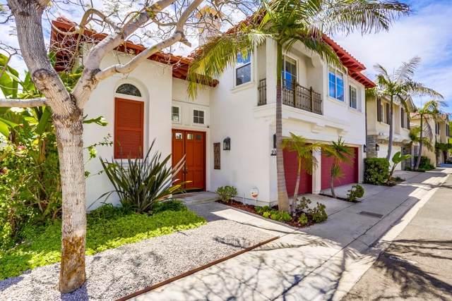 2747 Carriagedale Row, La Jolla, CA 92037 (#190046326) :: Neuman & Neuman Real Estate Inc.