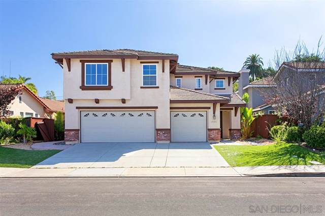1555 Loma Alta, San Marcos, CA 92069 (#190046343) :: Whissel Realty
