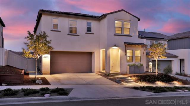 8835 Hightail Dr, Santee, CA 92071 (#190046348) :: Whissel Realty