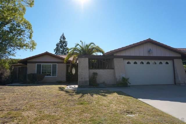 2403 Valley Mill Rd, El Cajon, CA 92020 (#190046385) :: Neuman & Neuman Real Estate Inc.