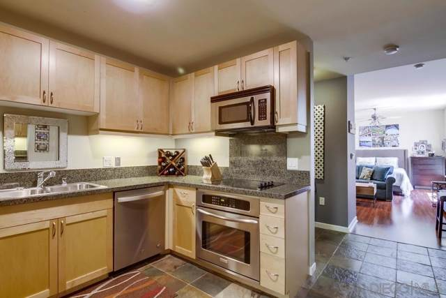 1150 J St #513, San Diego, CA 92101 (#190046406) :: Whissel Realty