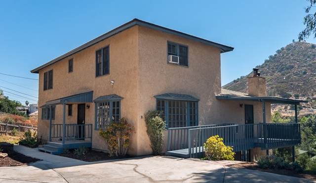 810-816 Ethel Trl, El Cajon, CA 92019 (#190046432) :: Neuman & Neuman Real Estate Inc.