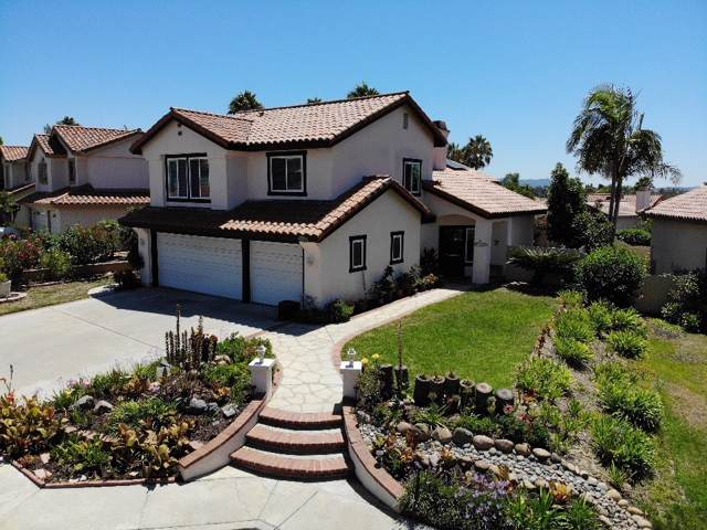 1556 Madrid Dr, Vista, CA 92081 (#190046461) :: Coldwell Banker Residential Brokerage