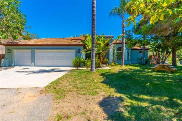 6240 Hidden Valley Rd, Fallbrook, CA 92028 (#190046469) :: Allison James Estates and Homes