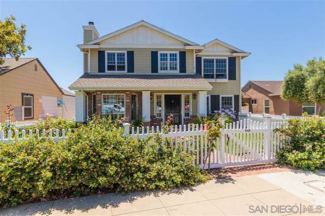 5640 Waverly Ave, La Jolla, CA 92037 (#190046482) :: Coldwell Banker Residential Brokerage