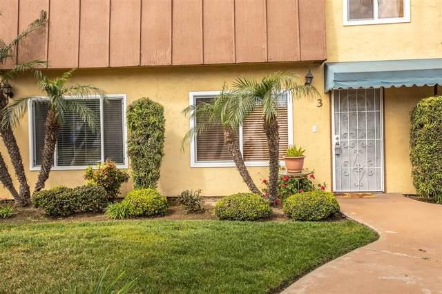 1434 Hilltop Drive #3, Chula Vista, CA 91911 (#190046490) :: Neuman & Neuman Real Estate Inc.