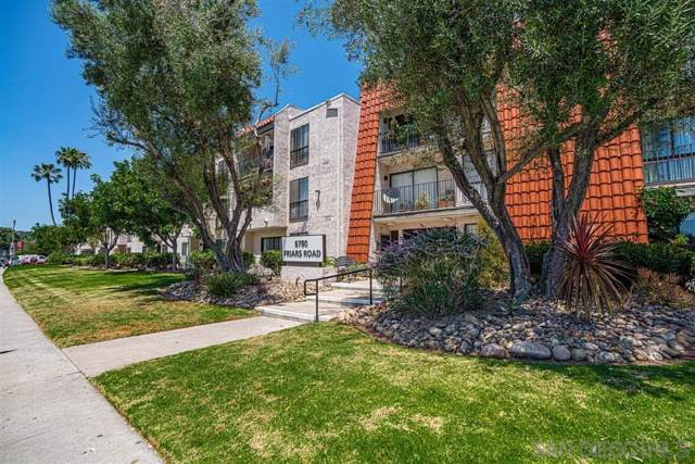 6780 Friars Rd #206, San Diego, CA 92108 (#190046495) :: Coldwell Banker Residential Brokerage