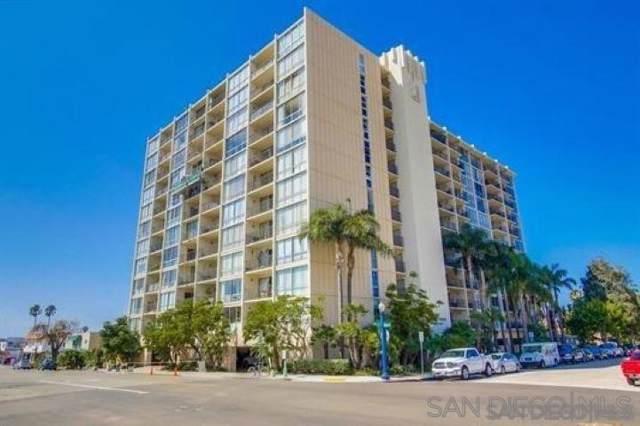 4944 Cass Street #202, San Diego, CA 92109 (#190046533) :: The Stein Group