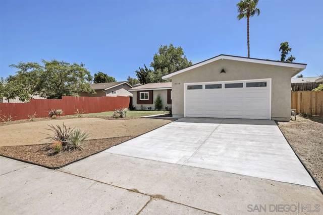 9159 Honey Ln, Santee, CA 92071 (#190046537) :: Coldwell Banker Residential Brokerage