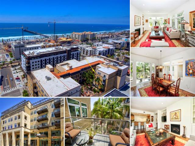 301 Mission Ave #501, Oceanside, CA 92054 (#190046538) :: Whissel Realty