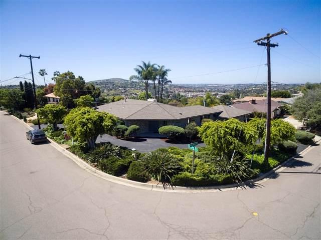 10077 Mozelle Lane, La Mesa, CA 91941 (#190046584) :: Whissel Realty