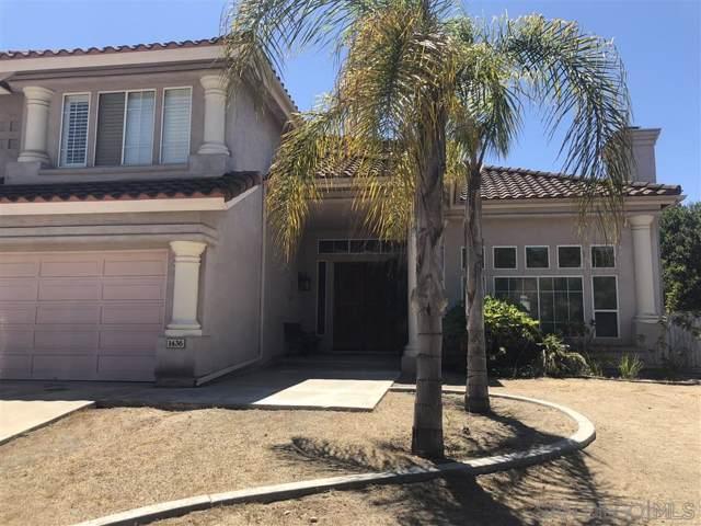 1436 Country Vistas Ln, Bonita, CA 91902 (#190046608) :: Coldwell Banker Residential Brokerage