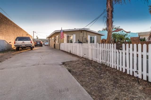 636/638 Emory Street, Imperial Beach, CA 91932 (#190046623) :: Coldwell Banker Residential Brokerage