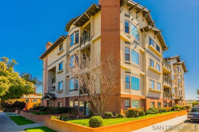 909 Sutter St #105, San Diego, CA 92103 (#190046628) :: The Stein Group