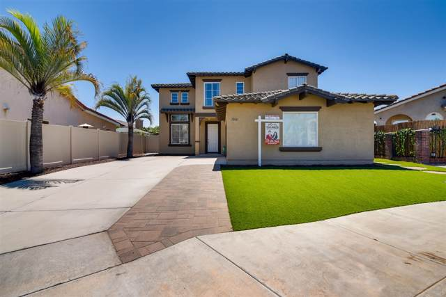 1262 W Vaquero Ct, Chula Vista, CA 91910 (#190046642) :: Cay, Carly & Patrick | Keller Williams
