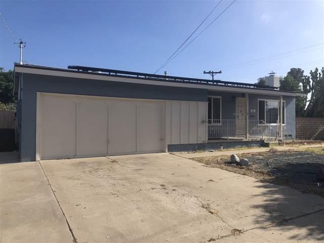 1686 Larwood Rd, Lemon Grove, CA 91945 (#190046656) :: Coldwell Banker Residential Brokerage