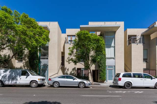 1601 Kettner Blvd #4, San Diego, CA 92101 (#190046661) :: Neuman & Neuman Real Estate Inc.