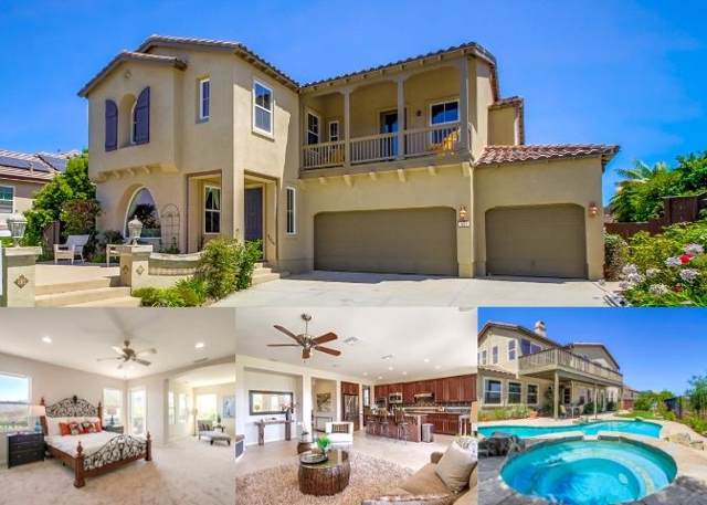 951 Stoneridge Way, San Marcos, CA 92078 (#190046676) :: Allison James Estates and Homes