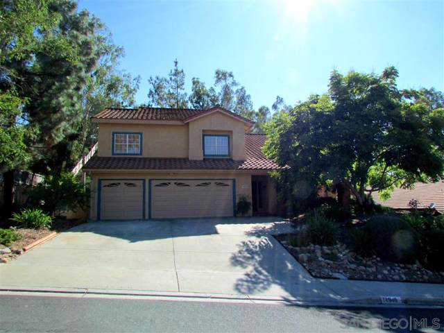 14940 Brookstone Dr., Poway, CA 92064 (#190046681) :: Whissel Realty