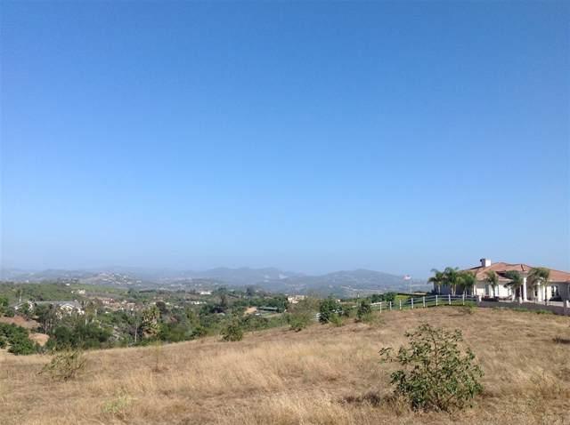 Lot 3 Villa Del Cielo #3, Bonsall, CA 92003 (#190046687) :: Cane Real Estate