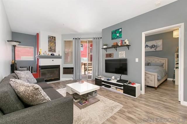 3919 Normal #204, San Diego, CA 92103 (#190046702) :: Neuman & Neuman Real Estate Inc.