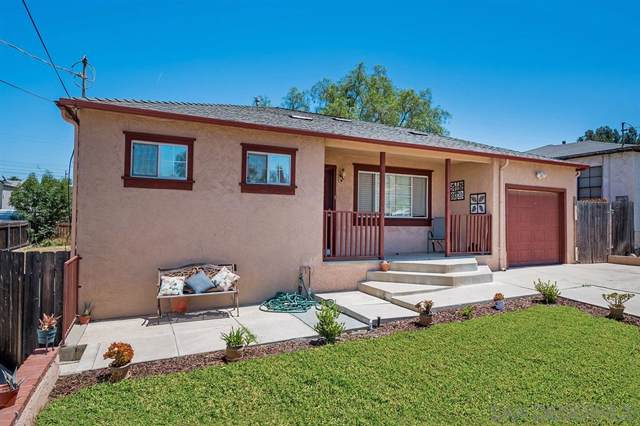 437 Kempton, Spring Valley, CA 91977 (#190046732) :: Whissel Realty