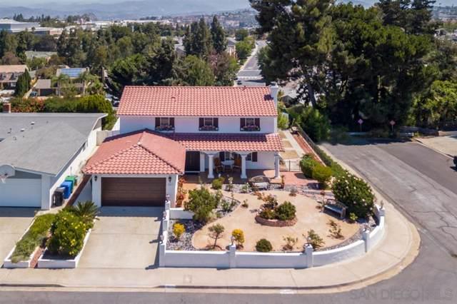8605 Dent Dr, San Diego, CA 92119 (#190046740) :: Neuman & Neuman Real Estate Inc.