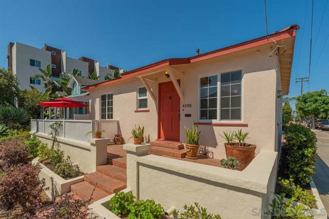 4096 Goldfinch St, San Diego, CA 92103 (#190046766) :: The Stein Group