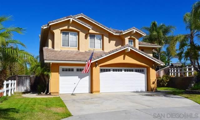 2264 La Mesa Ct, Spring Valley, CA 91977 (#190046777) :: Whissel Realty