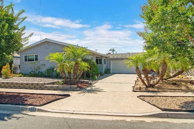 5985 Bertro Dr., La Mesa, CA 91942 (#190046808) :: Neuman & Neuman Real Estate Inc.