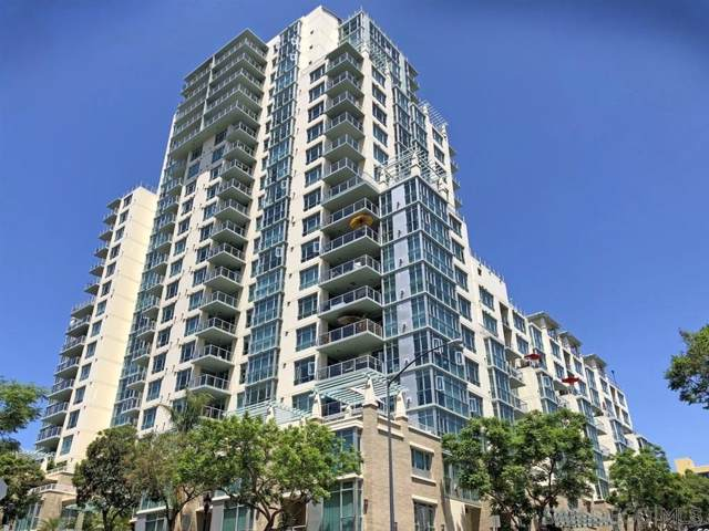 850 Beech St #904, San Diego, CA 92101 (#190046810) :: Coldwell Banker Residential Brokerage