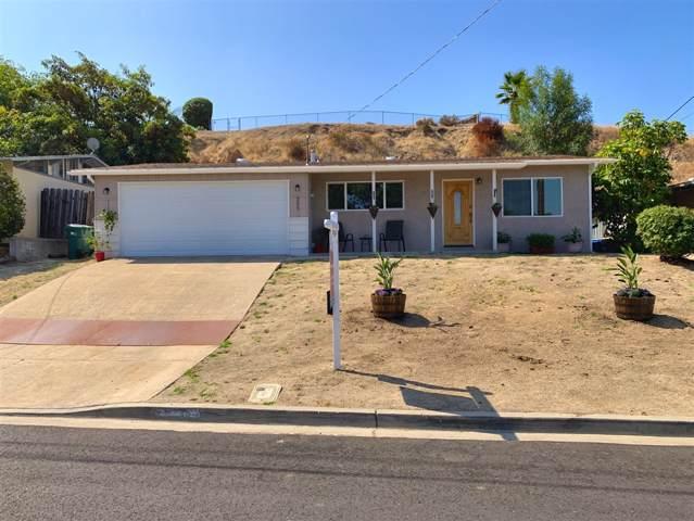 9225 Fanita Rancho Road, Santee, CA 92071 (#190046829) :: Whissel Realty