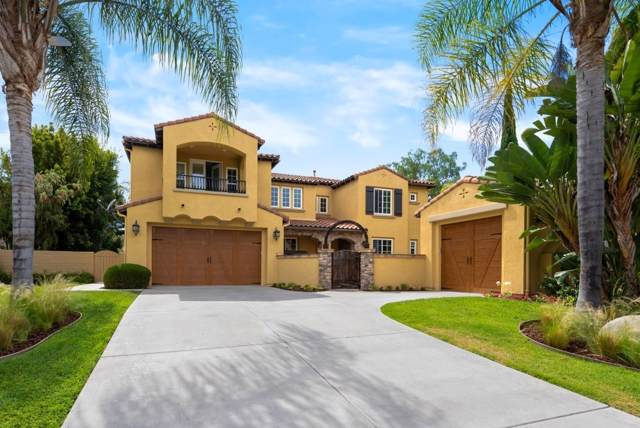 7375 Los Brazos, San Diego, CA 92127 (#190046833) :: Coldwell Banker Residential Brokerage