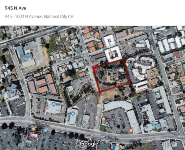 945 N Ave #1, National City, CA 91950 (#190046842) :: The Stein Group