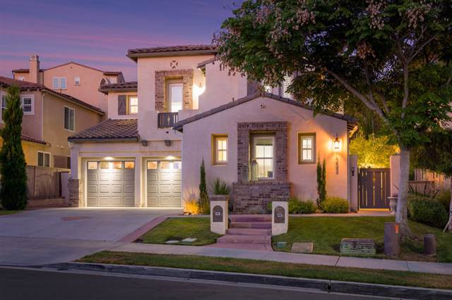1353 Blue Sage Way, Chula Vista, CA 91915 (#190046854) :: Allison James Estates and Homes
