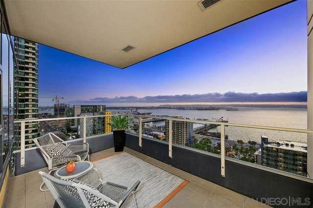 1325 Pacific Hwy #2202, San Diego, CA 92101 (#190046948) :: Coldwell Banker Residential Brokerage
