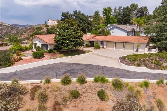 15245 La Plata Ct, Ramona, CA 92065 (#190046950) :: The Yarbrough Group
