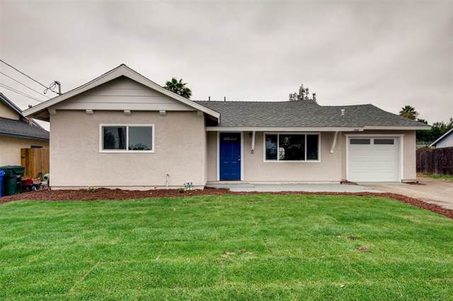 1052 Swallow Dr, Vista, CA 92083 (#190047007) :: The Miller Group