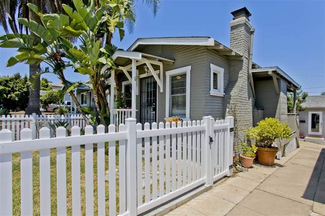 3663 Florida St, San Diego, CA 92104 (#190047011) :: The Stein Group