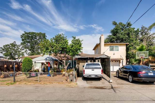 8531 Hubbles Ln., Santee, CA 92071 (#190047045) :: Whissel Realty