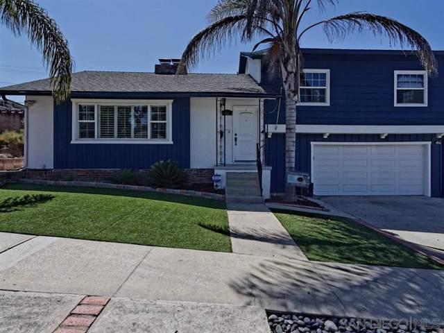 5630 Urban Dr, La Mesa, CA 91942 (#190047070) :: Whissel Realty
