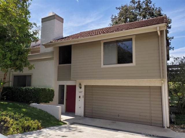 5487 Caminito Borde, San Diego, CA 92108 (#190047095) :: The Stein Group