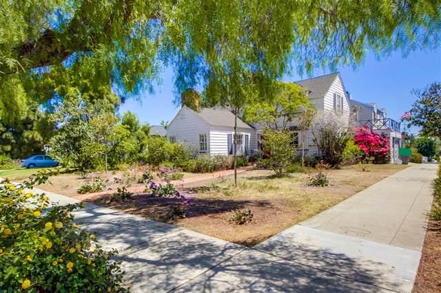 277 B Avenue, Coronado, CA 92118 (#190047114) :: The Stein Group