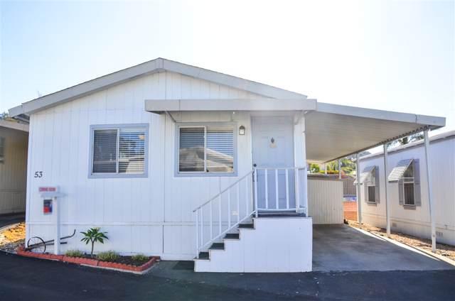 7908 Rancho Fanita Dr Spc 53, Santee, CA 92071 (#190047133) :: Whissel Realty