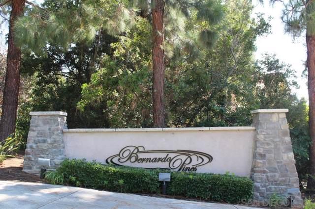 17865 Caminito Pinero #151, San Diego, CA 92128 (#190047164) :: Coldwell Banker Residential Brokerage