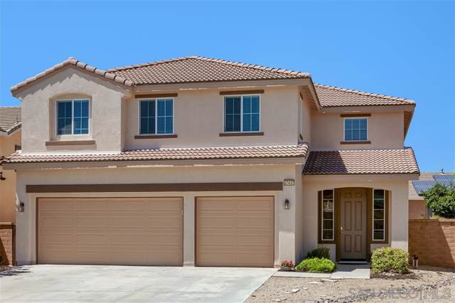 37437 Lumiere Ave, Murrieta, CA 92563 (#190047172) :: Coldwell Banker Residential Brokerage