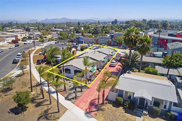 4613-17 E Mountain View Dr., San Diego, CA 92116 (#190047221) :: Whissel Realty